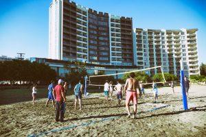Liparis beach volley