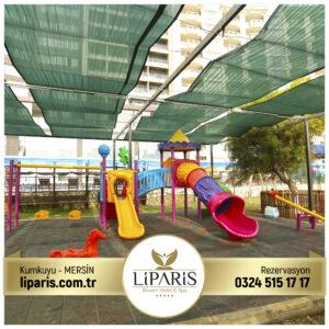 Çocuk parkı etkinlik
